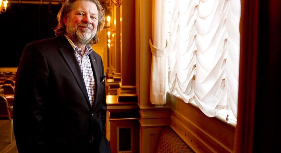 Odd Reitan fra Norge er manden bag blandt andet Reitan Distribution og Rema 1000-kæden.