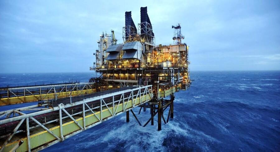 """Topchefen for BP er ikke sikker, at det altid holder, at """"big is beautiful""""."""