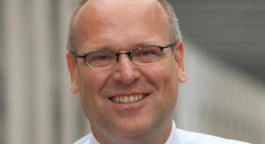 Anders Feddersen har 1. august overtaget ledelsen af SAP Danmark. Foto: SAP