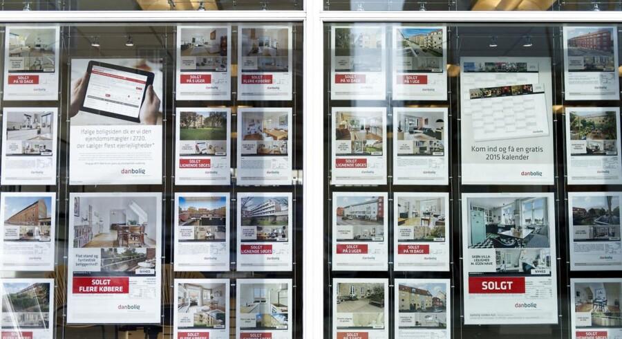 Økonomer ser en risiko for, at efterspørgslen efter lejligheder i København skaber en ny prisboble.