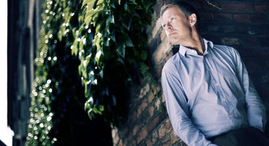 Den tidligere direktør for Dansk Designcenter, Christian Scherfig, er ny formand for Huset Markedsføring