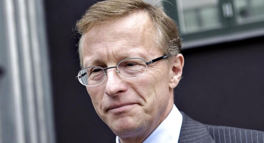Mærsks topchef, Nils Smedegaard Andersen mener, at selskabets gode resultater er selvskabte.