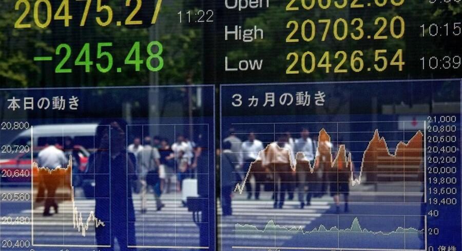 En svagere kinesisk valuta svækker USA's konkurrenceevne over for Kina, og en styrkelse af dollaren over for de asiatiske valutaer kan derfor dæmpe den amerikanske inflation yderligere og tvinge Fed til at holde renten i bund i længere tid, siger Rasmus Pilegaard ifølge et notat.