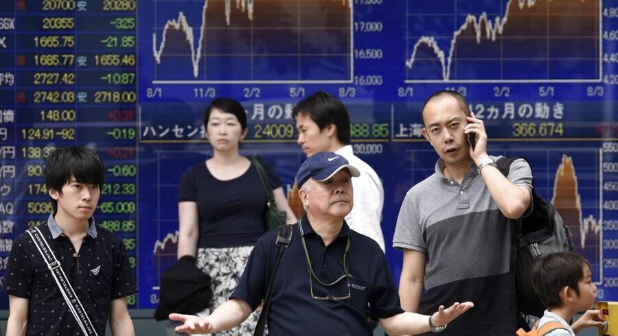 Devalueringen gør det dyrere for kineserne at købe udenlandske varer, hvilket kan have konsekvenser for flere europæiske virksomheder.