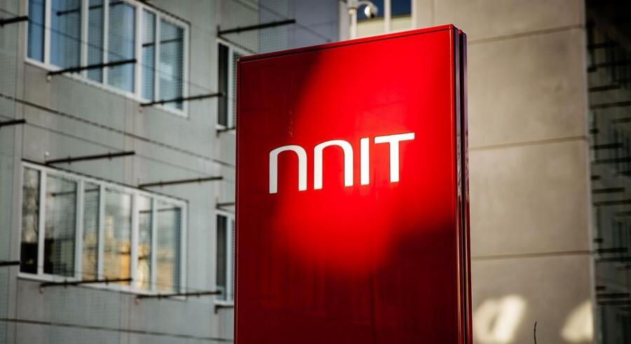 NNIT børsnoteres til marts.Arkivfoto: Thomas Lekfeldt, Scanpix