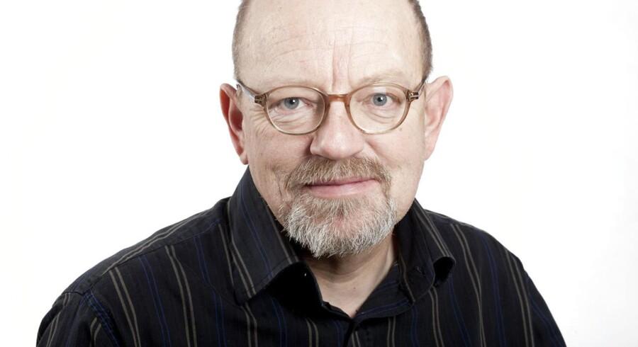 Seniorjournalist Carsten Steno.