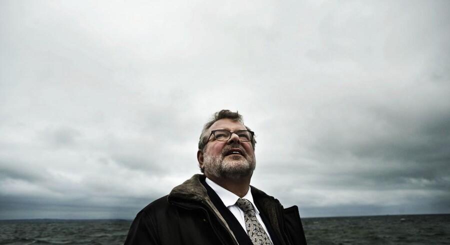 Boligspekulant Ole Vagner er mistænkt for at skattesvig for 42 mio. kroner. Foto: Peter Helles Eriksen, Scanpix