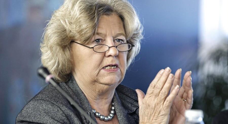 Birthe Rønn Hornbech skal afhøres af Stasløsekommissionen 6. maj.
