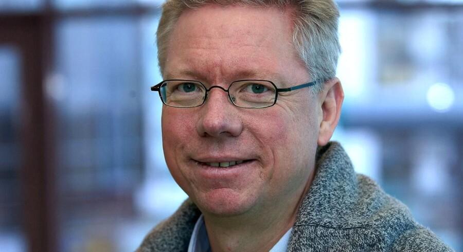 Iværksætter Per Tejs Knudsen, stifter af firmaet CBrain.
