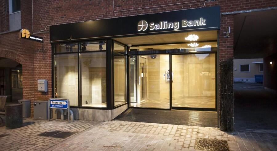 Salling Bank. Foto: Morten Dueholm