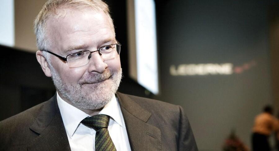 PFA-formand Svend Askær har stadig ikke nogen kommentar til Henrik Heidebys nepotismesag.