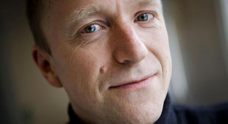 »I Danmark bliver det ved skåltalerne, men vi vil hellere have konkrete opgaver end klap på skulderen«, siger Thorkil Sonne.