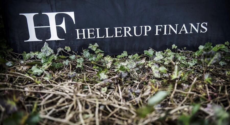 Det omstridte investeringsselskab Hellerup Finans har til huse i Tuborg Havn i Hellerup.