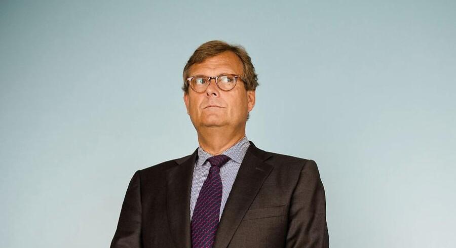 Der er hverken tale om fyring eller drama omkring den populære finansdirektør Lene Skoles overraskende exit fra Coloplast, forsikrer Coloplasts bestyrelsesformand Michael Pram Rasmussen.
