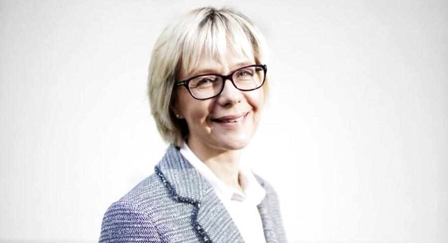 Coloplasts roste finansdirektør Lene Skole forlader selskabet for at blive direktør for Lundbeckfonden.
