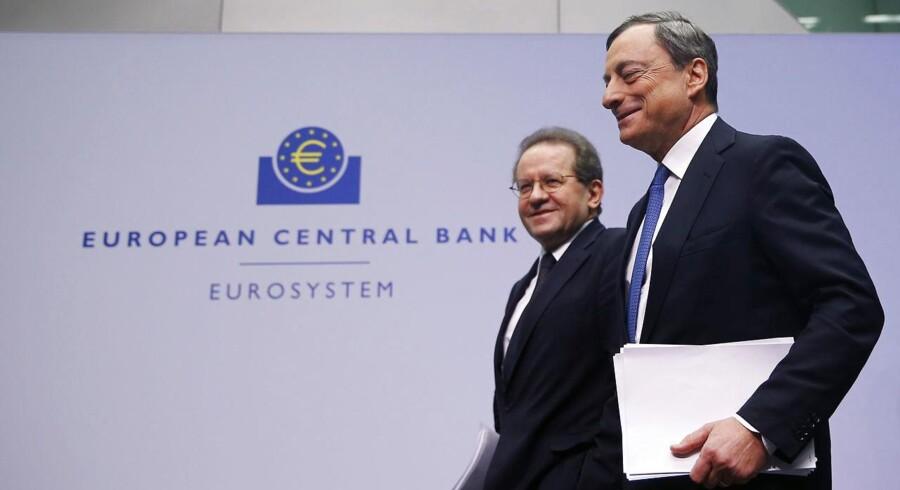 ECB-udspillet forventes at skabe en gaveregn til de mange danske boligejere.