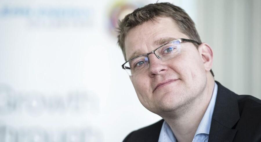 Morten Helveg Petersen bliver beskyldt af flere vinduesproducenter for at favorisere vinduesgiganten Velux. FOTO: Claus Fisker/Scanpix
