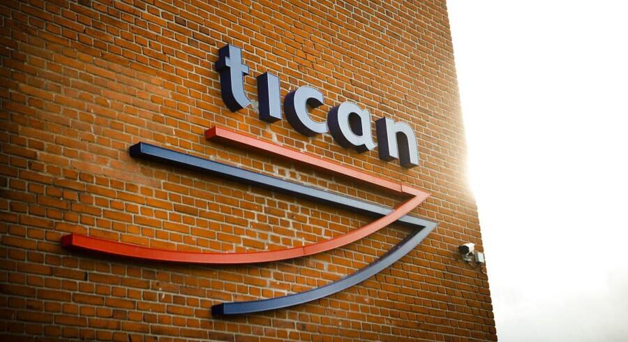 Danish Crown opsluger TICAN.(Tican er et slagteri og en fødevarekoncern med hovedkontor i Thisted.De eksporterer kød til mere end 50 lande. (Foto: Thomas Vilhelm/Scanpix 2015)