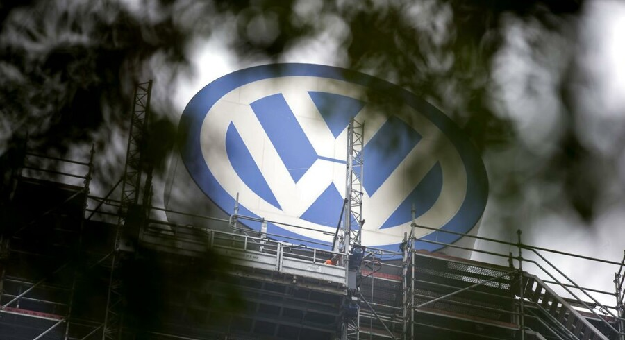 Volkswagen har fået barberet en kæmpe luns af selskabets værdi siden »softwareskandalen« ramte offentligheden.