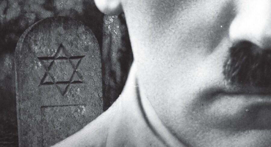 Uddrag af forsiden på »Modstanderens død« af Hans Keilson