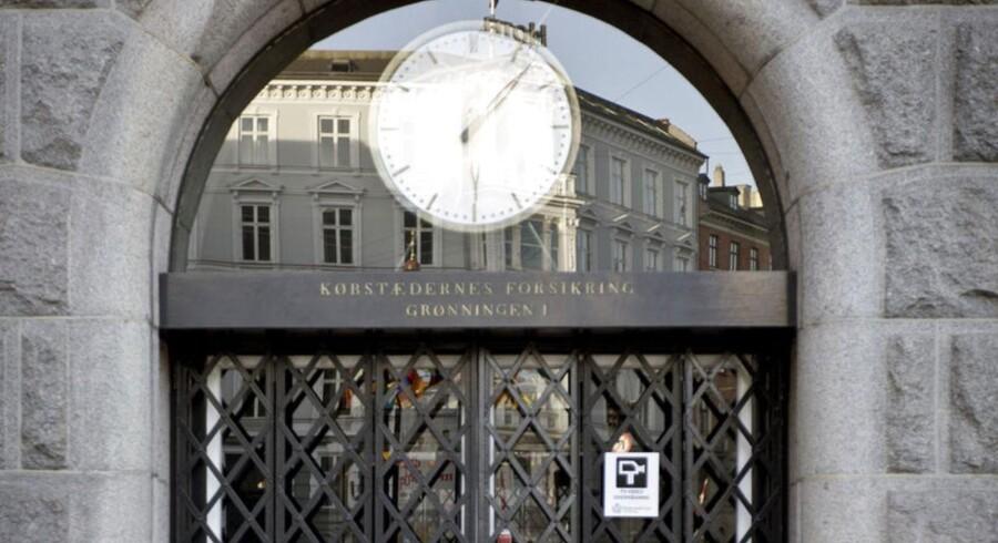 Der er næppe tvivl om, at Købstæderne var blevet forsikringsverdenens svar på Korsbæk Bank.