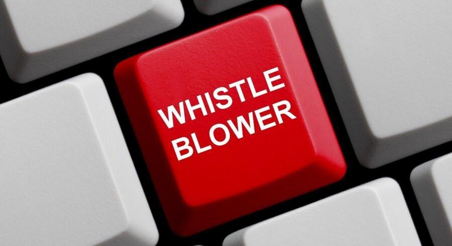 Et flertal i Folketinget vil åbne op for muligheden for whistleblower-ordninger.