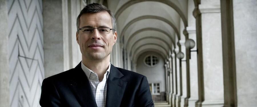 Berlingske Tidendes politiske kommentator: Thomas Larsen