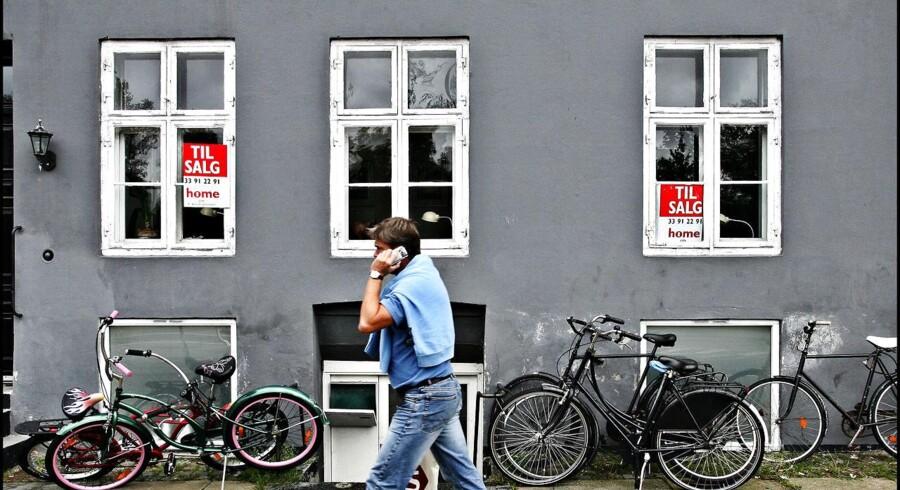Økonomerne er bekymrede over den bølge af prisstigninger, der skyller ind over attraktive boligområdet - især i København.