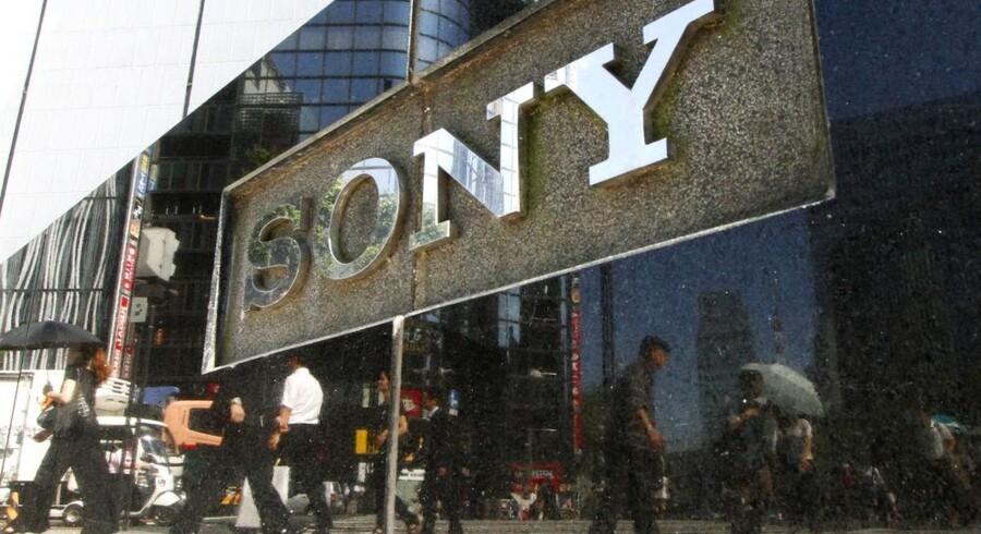 Hackerangrebet mod Sony skyldtes, at Sony sikrer spil m.m. mod kopiering, mener topchefen. Foto: Toru Hanai, Reuters/Scanpix