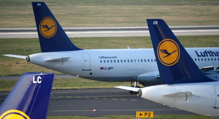 Lufthansa opruster i Danmark, men den største udfordring for selskabet ligger i Norge og Mellemøsten.