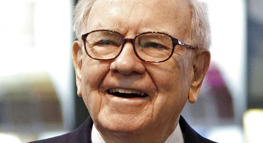 Byggeriet til Warren Buffetts vindmølleprojekt forventes at begynde til september. Investeringen kommer til at ligge på omkring 10,5 milliarder kr.