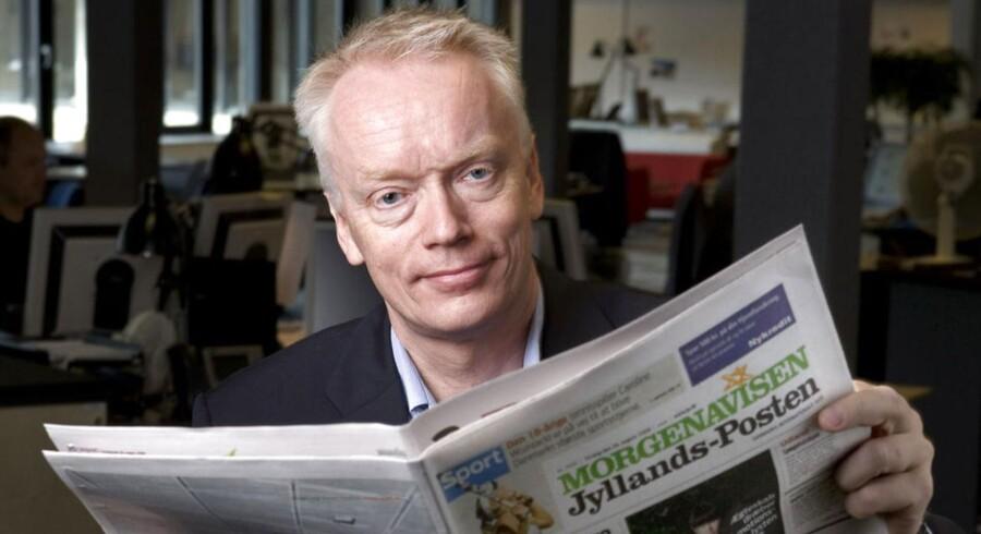 Chefredaktør Jørn Mikkelsen, Jyllands-Posten.