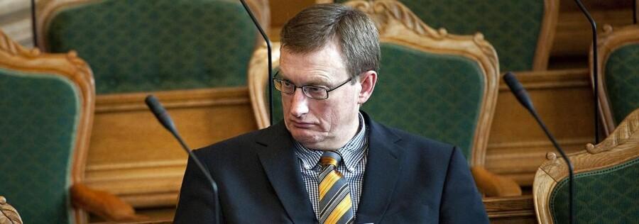 Arkivfoto. Erhvervsordfører for Venstre, Kim Andersen.