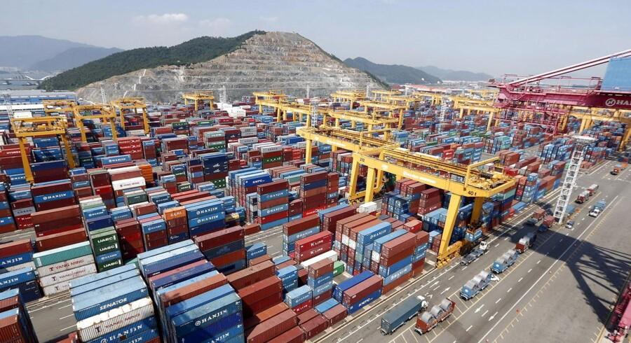 Det er tragisk, men godt nyt for branchen, hvis verdens syvende største containerrederi, Hanjin Shipping, ender med at bukke under for de svære markedsvilkår.