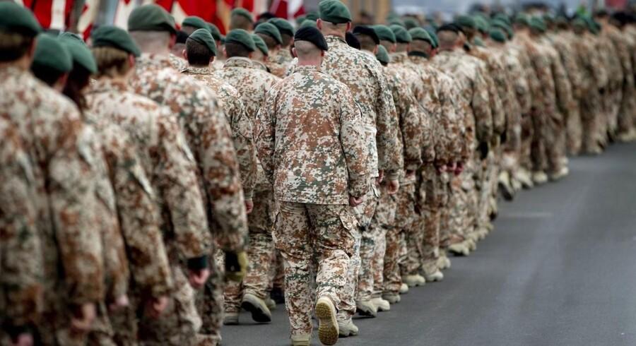 Mens Danmark er på vej ud af Afghanistan, lægger soldaterne ikke skjul på, at de gerne snart vil drage af sted igen.