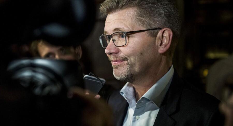 Et flertal i København er positive overfor at indgå i en videre dialog med regeringen om et Formel 1-løb i København, fortæller Københavns overborgmester, Frank Jensen. (Foto: Asger Ladefoged/Scanpix 2017)