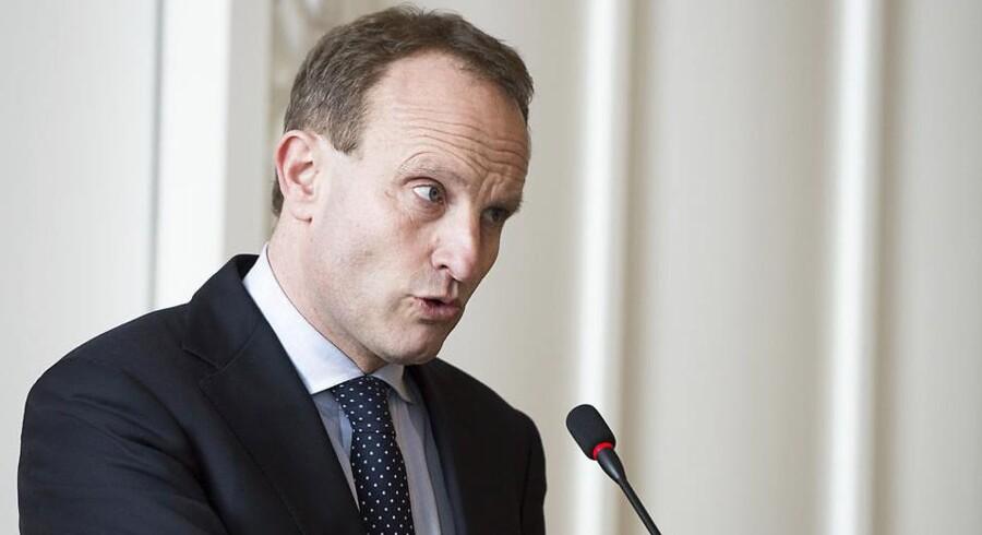 Udenrigsminister Martin Lidegaard