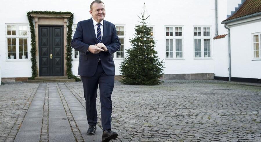 Lars Løkke Rasmussen har mandag indkaldt samtlige folketingets partier på Marienborg til drøftelser om, hvordan danskernes nej til at omdanne retsforbeholdet skal forvaltes.