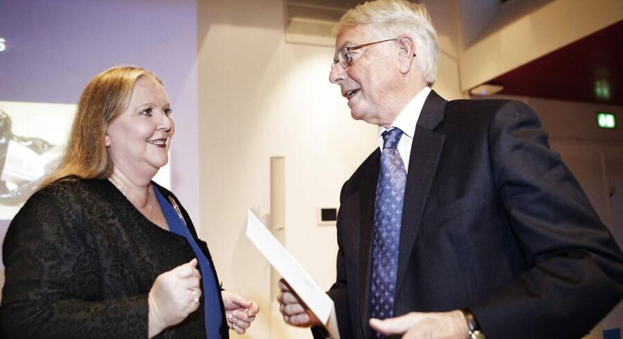 Dansk Sprognævns formand, Jørn Lund er årets modtager af Den Berlingske Fonds Hæderspris.