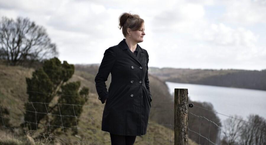 Dorthe Nors, forfatter, har fået gennembrud i USA . Bor i Dollerup Bakker ved Viborg