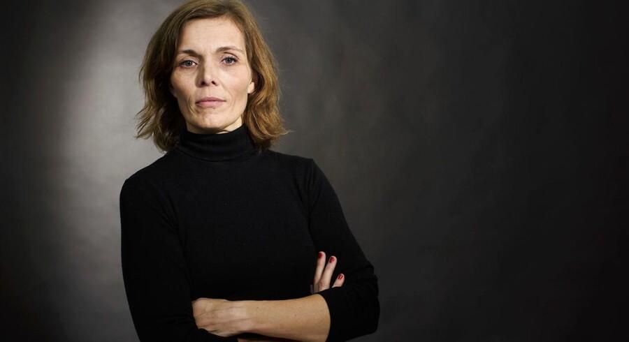 Anne Lise Marstrand-Jørgensen, forfatter.