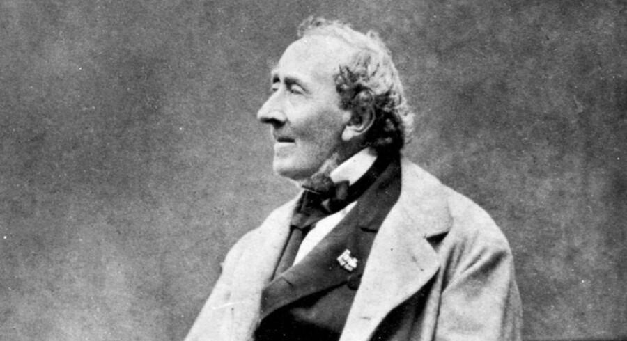 H.C. Andersen.