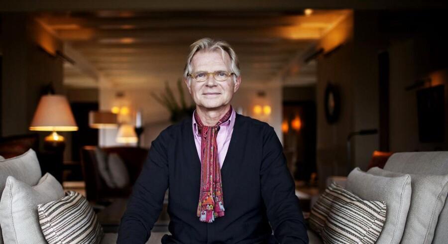 Niels Martinsen, stifter og ejer af IC Group, skyder penge i onlineshoppen Boozt.com