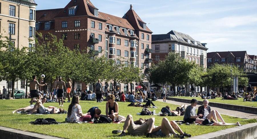 ARKIVFOTO: Islands Brygge i København.