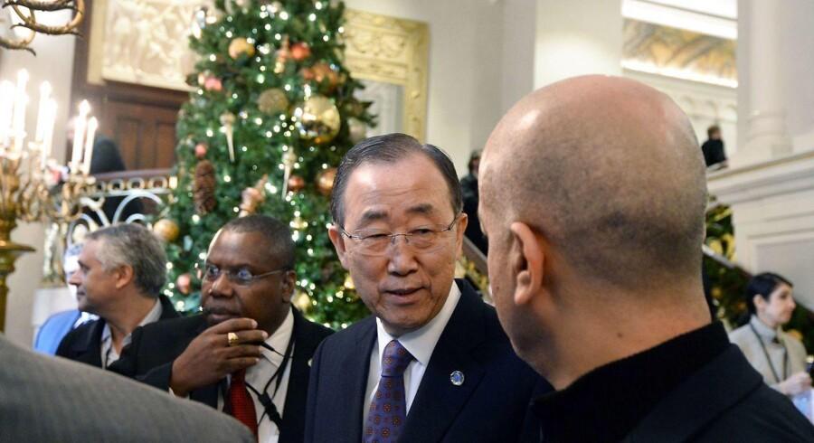 Bruddet på de diplomatiske bånd mellem Iran og Saudi-Arabien er »dybt bekymrende«, siger FN's generalsekretær, Ban Ki-moon,