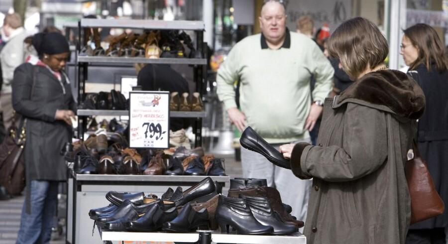 Optimisme præger den danske økonomi.