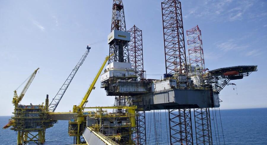 Der er langt mindre olie at tjene penge på for Skotland i Nordsøen, ens det er blevet spået.