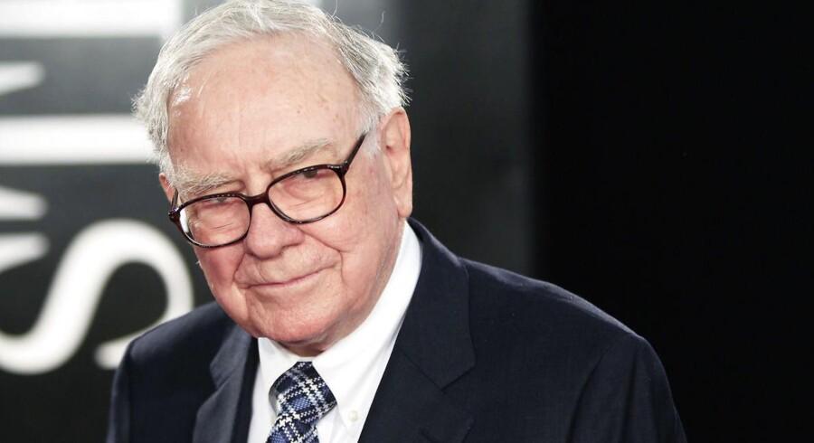 Warren Buffett er kendt for sine smusfornuftige investeringer. De har gjort den 82-årige til en af USAs rigeste mænd.