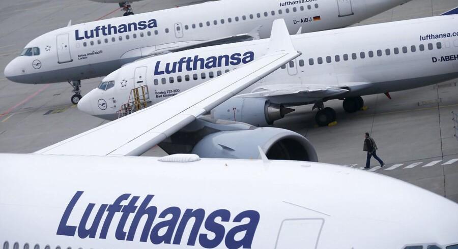 Lufthansa-gruppen vil ansætte 4000 nye medarbejdere i løbet af 2016, heraf 240 piloter og 2800 nye kabineansatte.