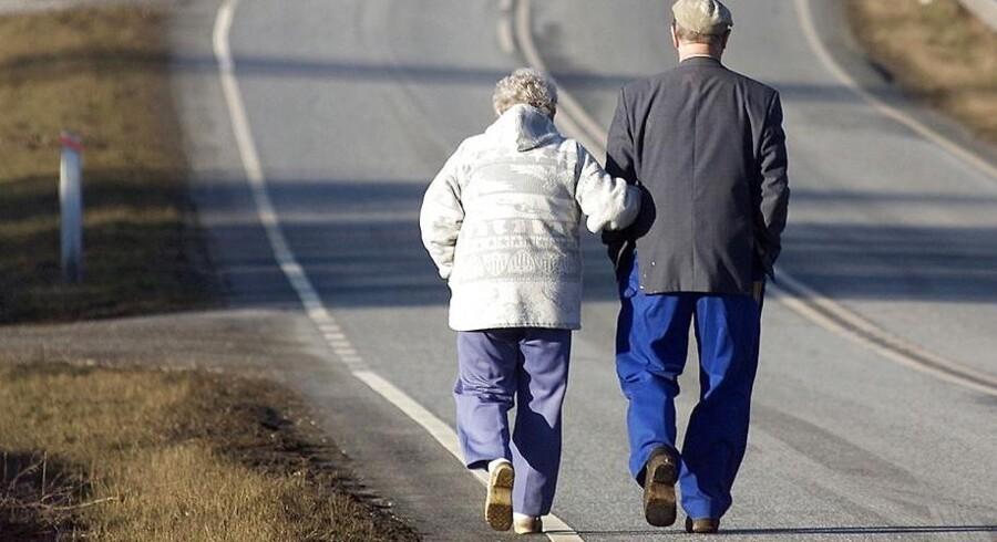 Uden testamente er en kæreste selv efter mange år dårligt stillet ved partnerens død.